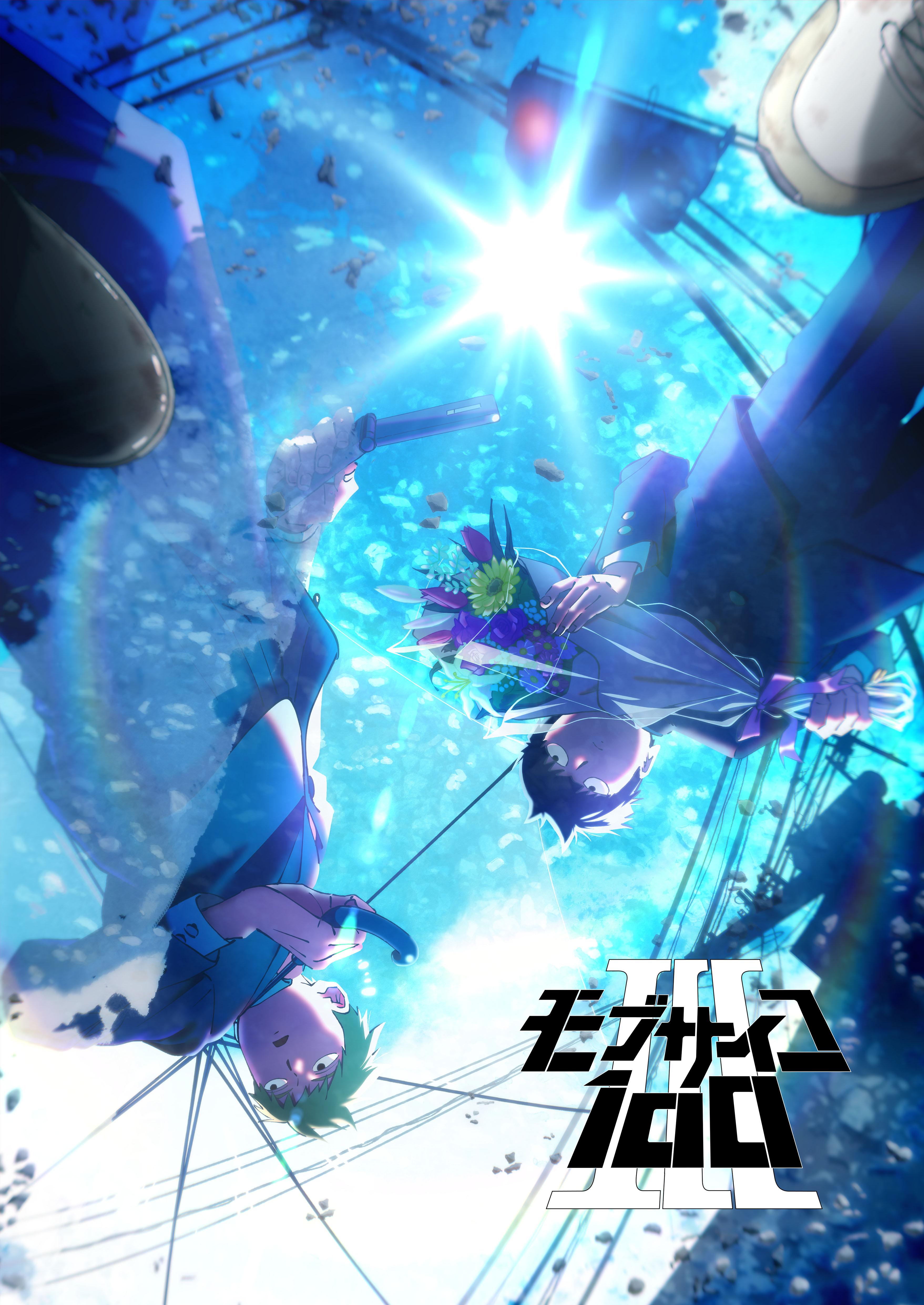 Mob Psycho 100 får 3 anime sæson