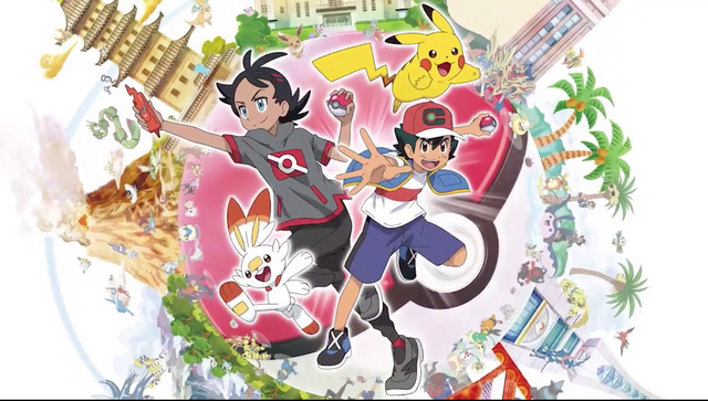 New Pokémon anime