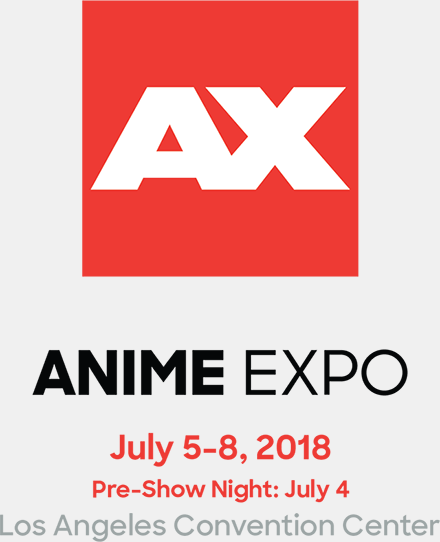 Anime Expo 2018 Logo