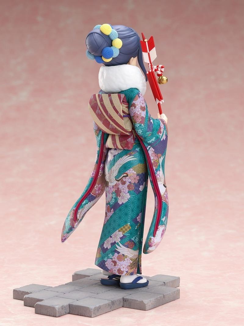 Rin Shima Furisode Figure