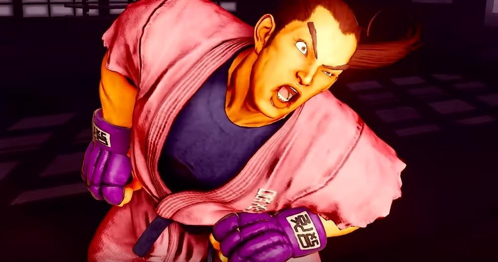 Actualización de invierno de Street Fighter V