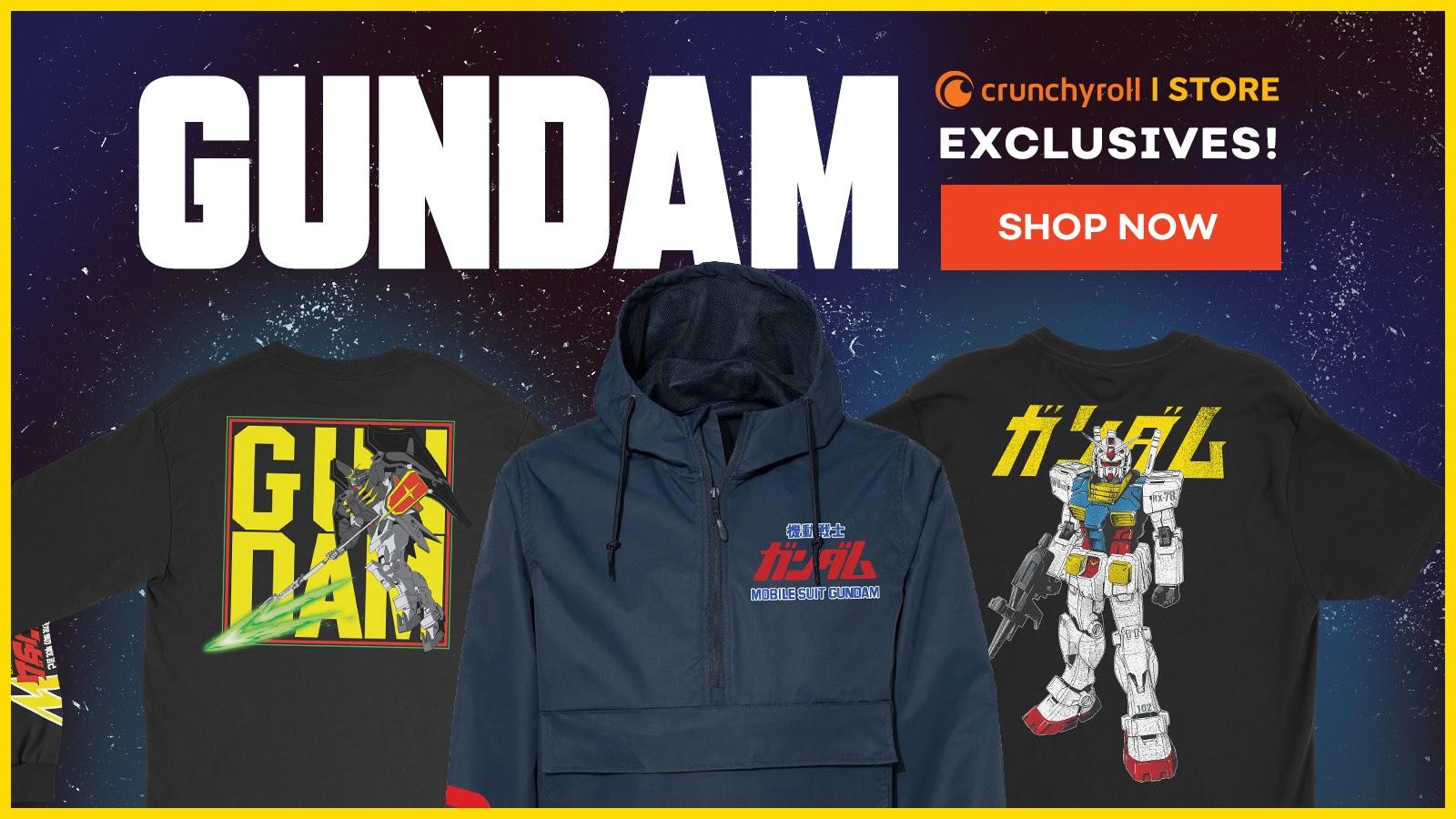 Gundam Apparel