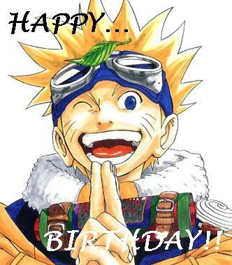Crunchyroll Forum Winners Announced Happy Birthday Naruto