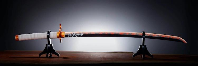 PROPLICA Nichirin (Kyojuro Rengoku)