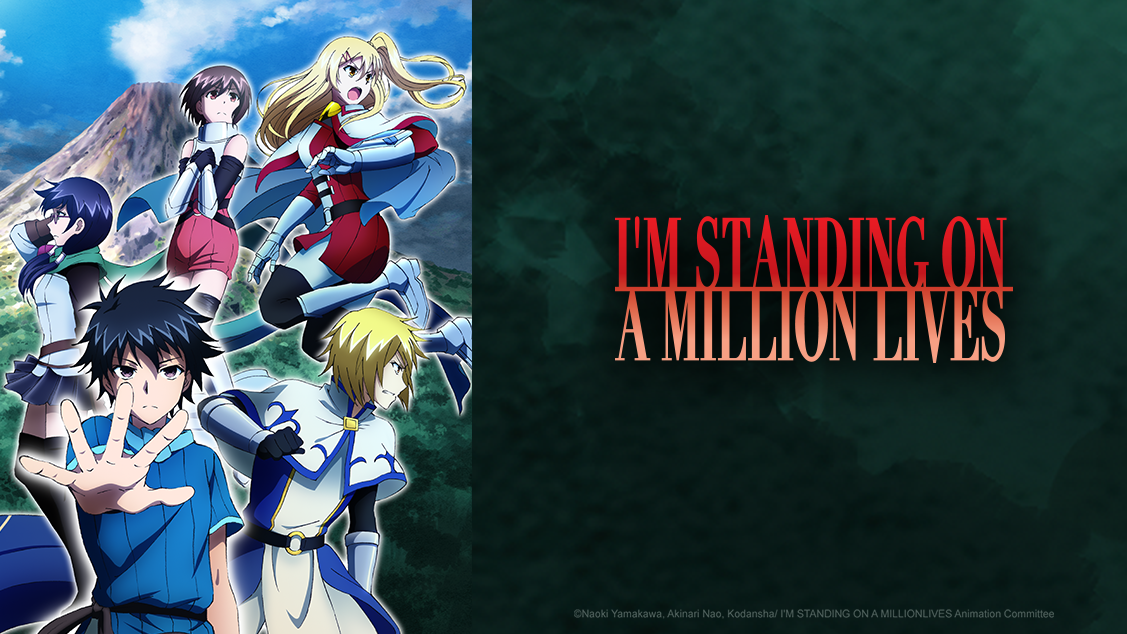 Estoy parado en un millón de vidas temporada 2