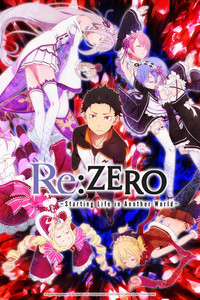 Re:ZERO -Starting Life in Another World- Director's Cut is a featured show.