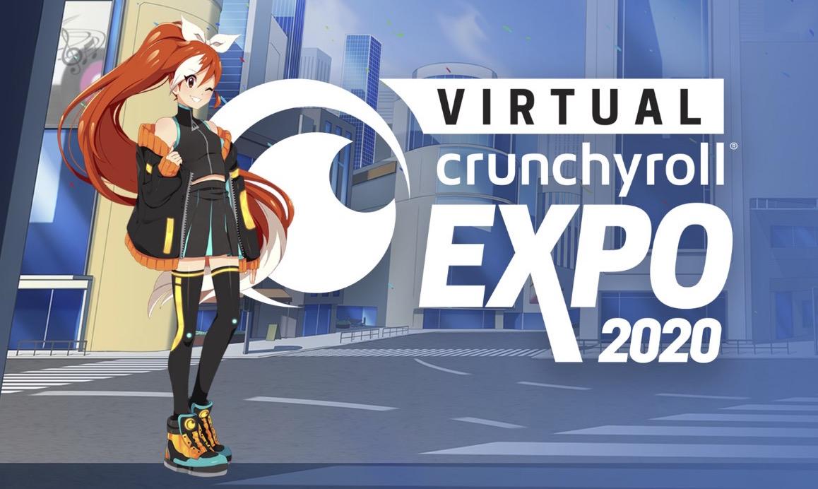 Virtual Crunchyroll Expo Schedule