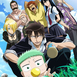 """Beelzebub"" Anime Returns to Crunchyroll"