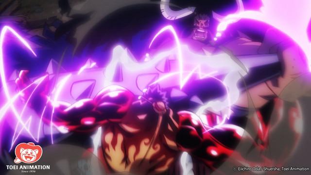 One Piece, Kaido