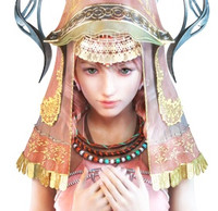 Crunchyroll vanille hogs the latest lightning returns final vanille hogs the latest lightning returns final fantasy xiii screens voltagebd Image collections