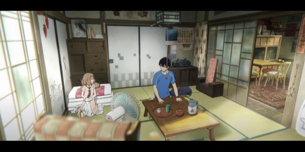 Josee y Tsuneo, Josee, el tigre y el pez