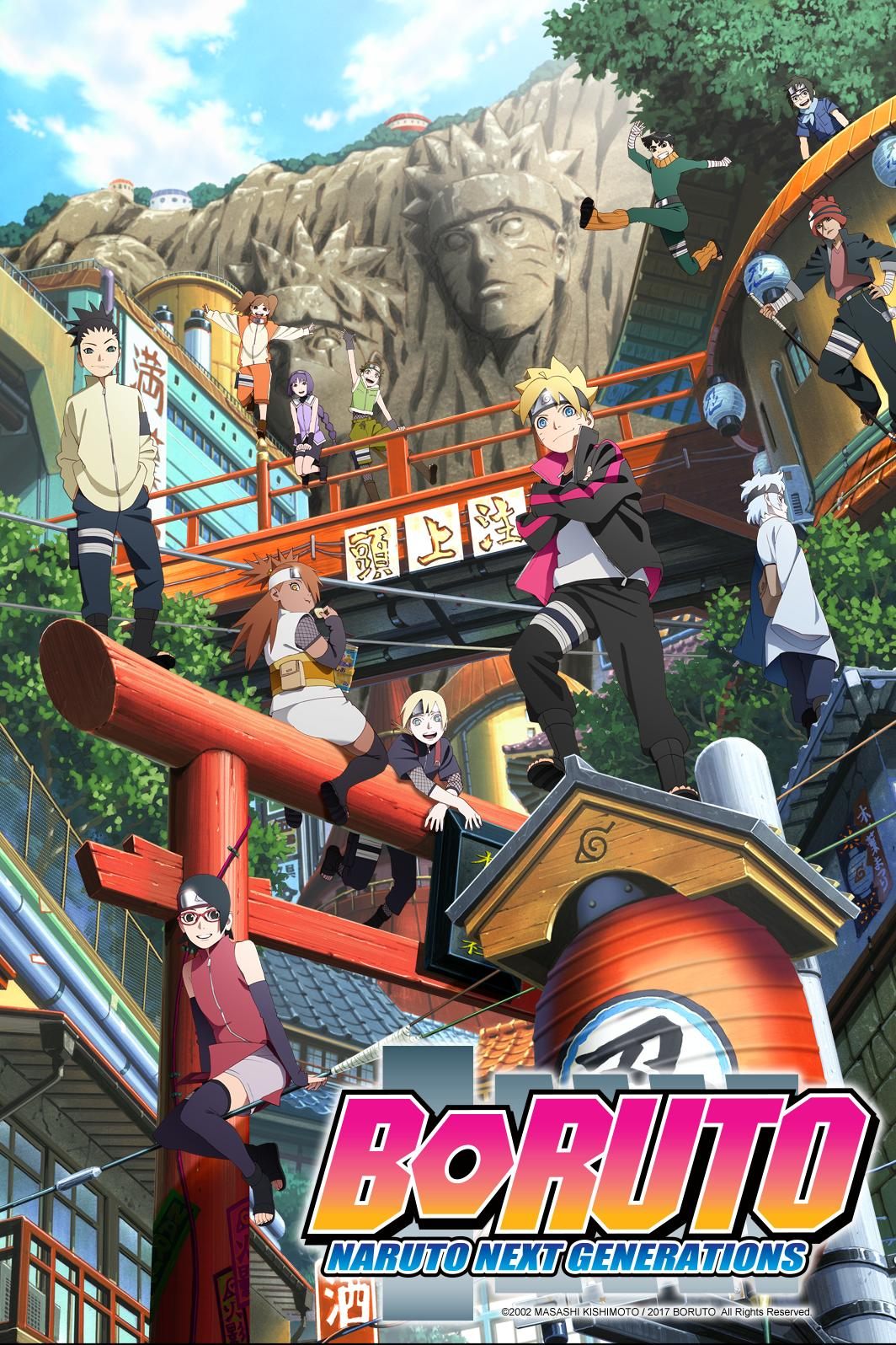 BORUTO: NARUTO NEXT GENERATIONS - Watch on Crunchyroll