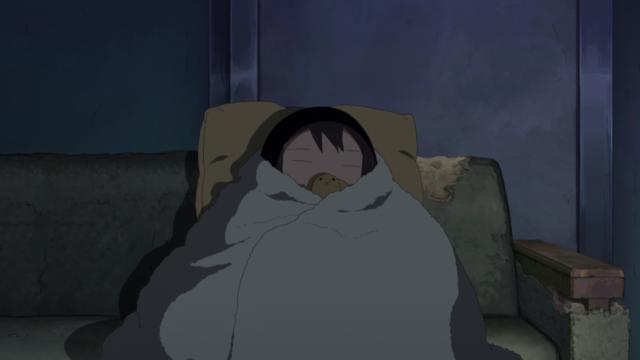 An Asukasa at rest.