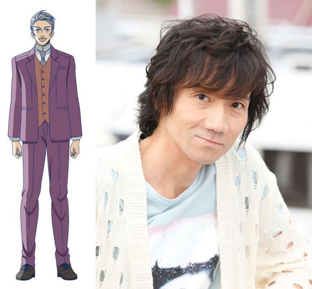 Shinichiro Miki como Soseki Natsume