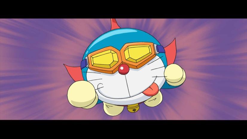 Doraemon como Space Daimajin
