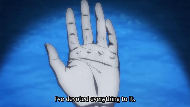 Mira's Hands, The God of High School