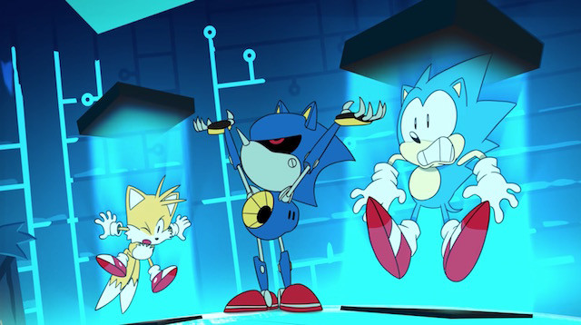 Crunchyroll Sonic Mania Adventures Part 5 Closes Out