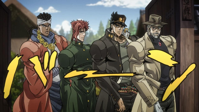 Crunchyroll Forum Top 5 Jojos Bizarre Adventure Poses