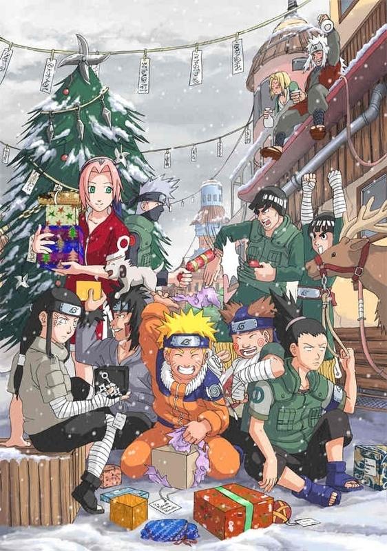 Crunchyroll - Forum - Anime Christmas!Is it true?