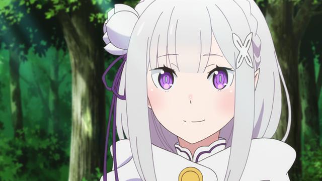Emilia from Re:ZERO