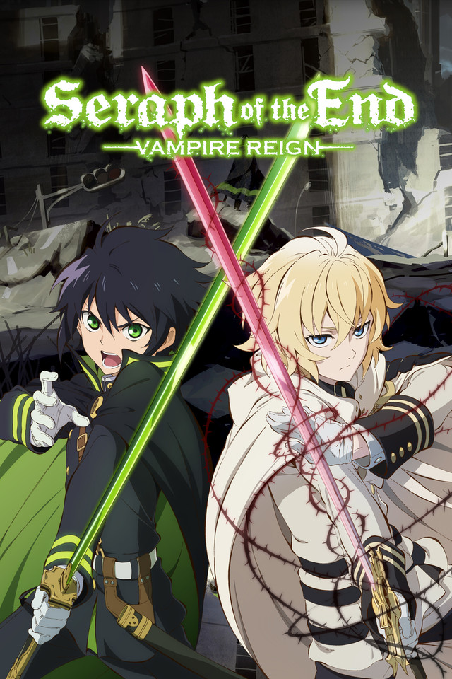 seraph of the end vampire reign watch on crunchyroll