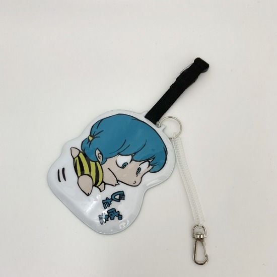 Urusei Yatsura pass case: Ten