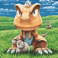Crunchyroll Dinosaur Manga Gon Reserialized Gets Anime