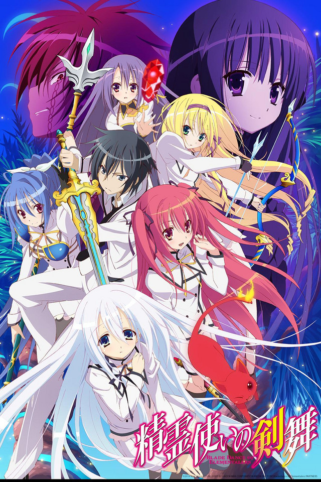 Bladedance of Elementalers