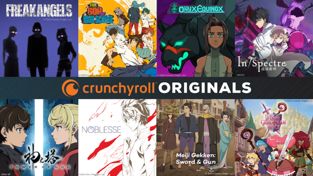 Crunchyroll Originals