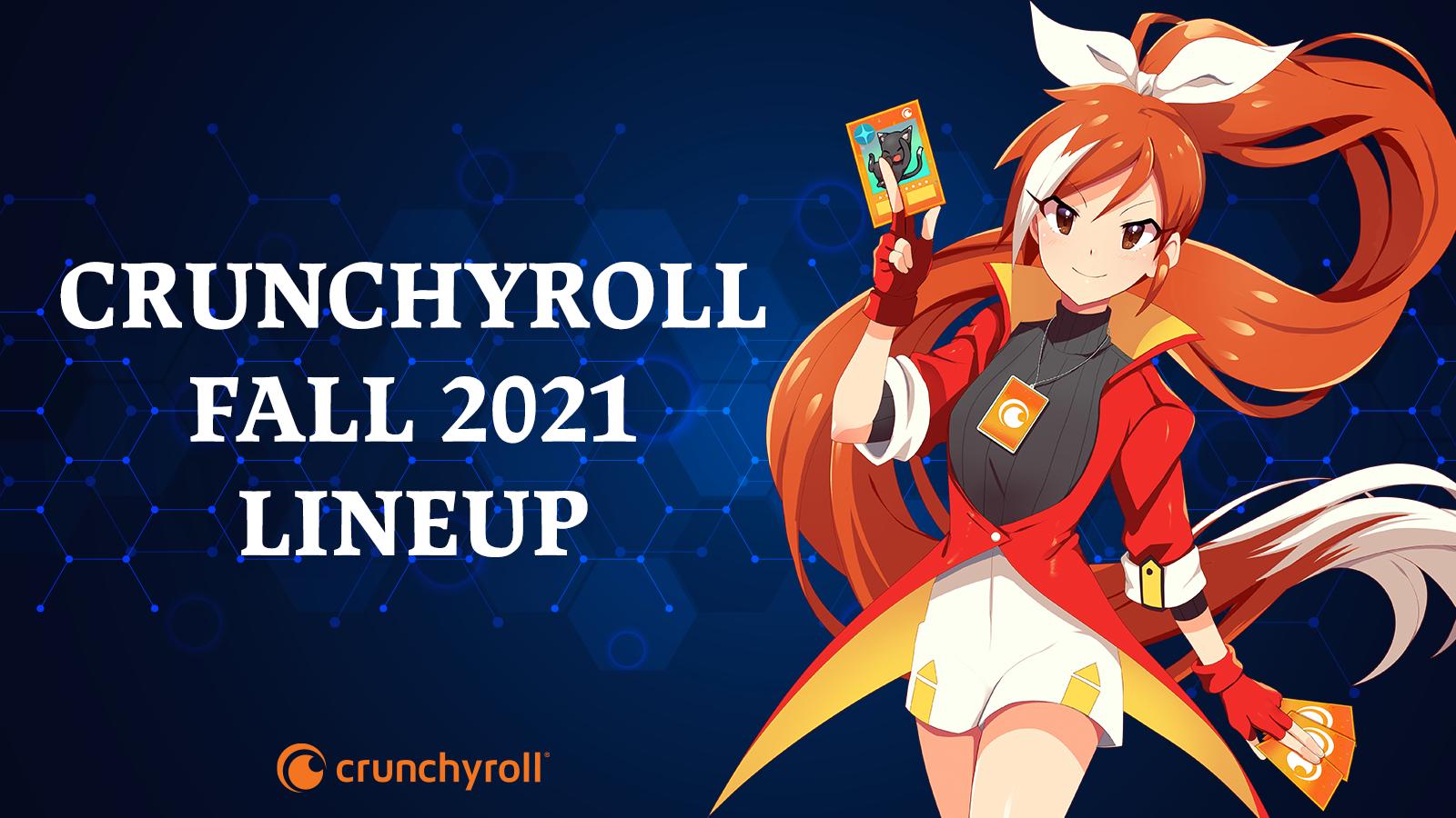 Crunchyroll Fall 2021 Season
