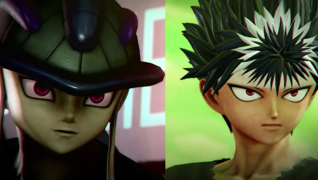 Hunter x Hunter x Yu Yu Hakusho