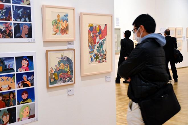 Exhibición Yoshiyuki Tomino