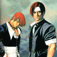 crunchyroll classic king of fighters rivals kyo kusanagi and