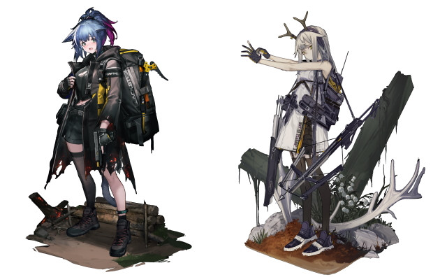 Arknights New Outfits