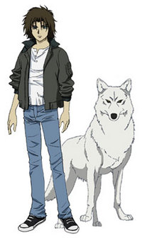 Kiba (Wolfs Rain)