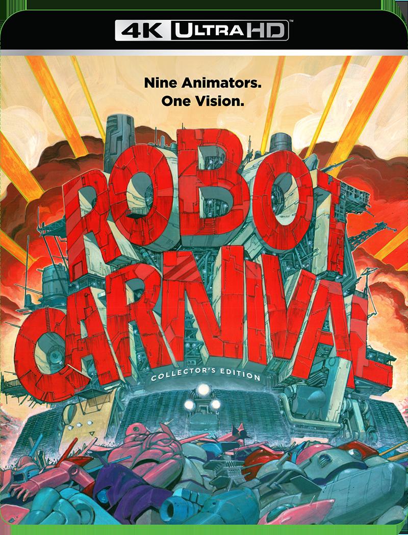 Carnaval de robots