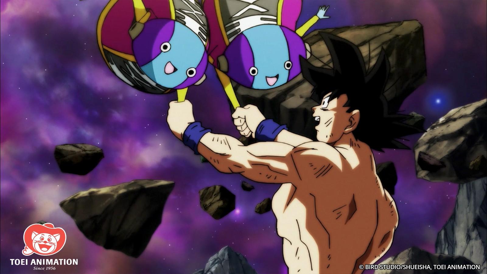 Goku Zenos Dragon Ball Super
