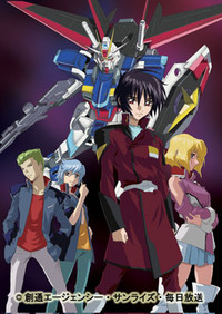 Mobile Suit Gundam SEED Destiny Library
