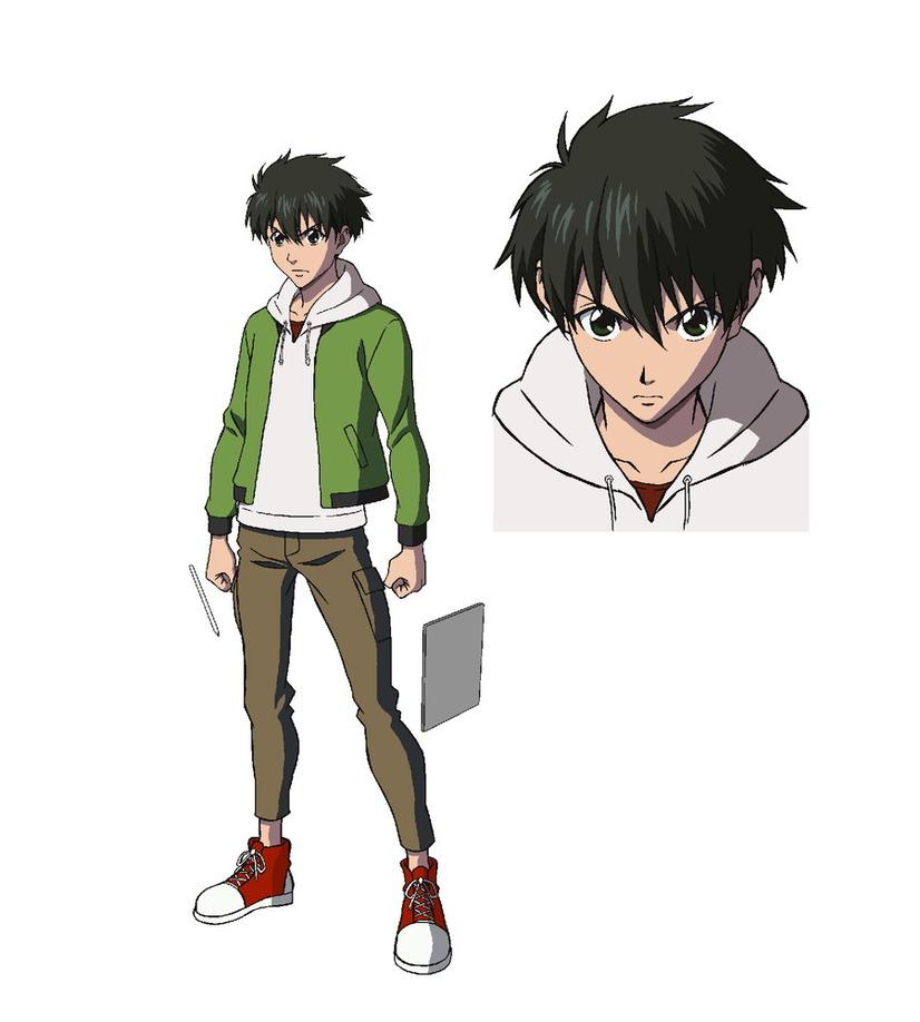 Sakugasaku: Animator (Male)
