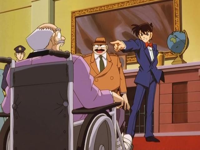 Detective Conan/Case Closed