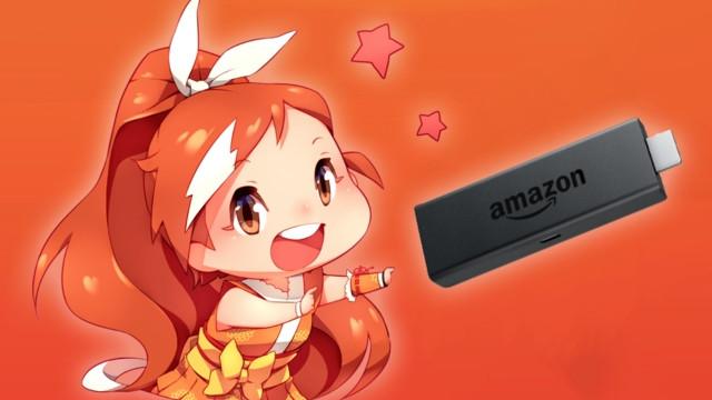 Crunchyroll - Crunchyroll Now on Amazon FireTV!