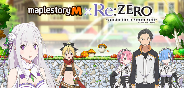 Re:ZERO x MapleStory M