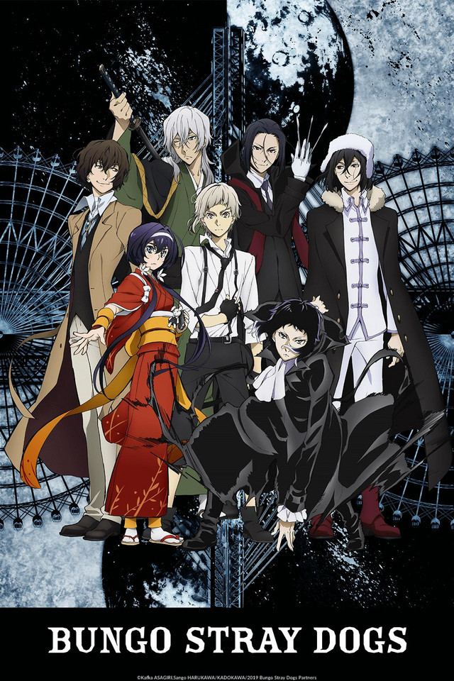 Bungo Stray Dogs - Watch on Crunchyroll