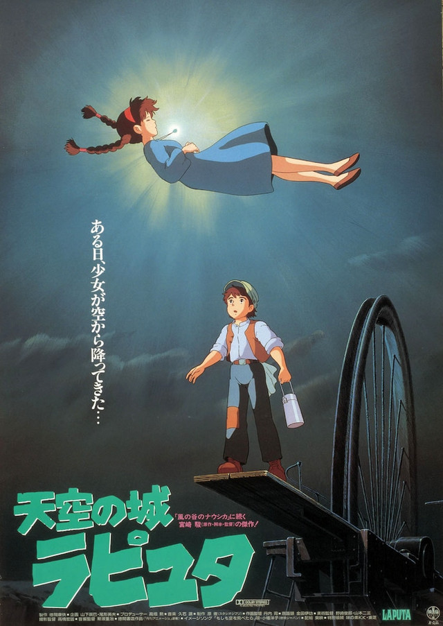 Castle in the Sky poster
