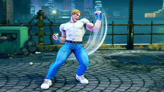 Cody Coming To Street Fighter 5 On June 26