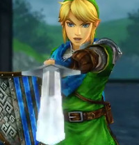 Pictures of link from hyrule warriors