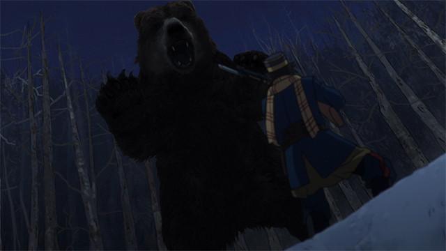 Sugimoto vs. CG bear