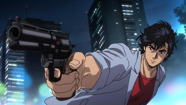 Crunchyroll City Hunter The Movie Has Crossed 1 5 Billion Yen Mark