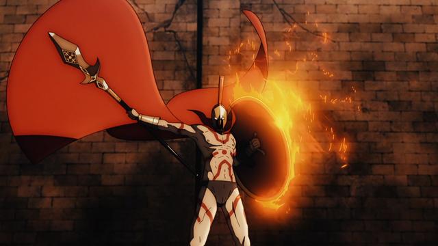 Fate/Grand Order: Babylonia, Leonidas