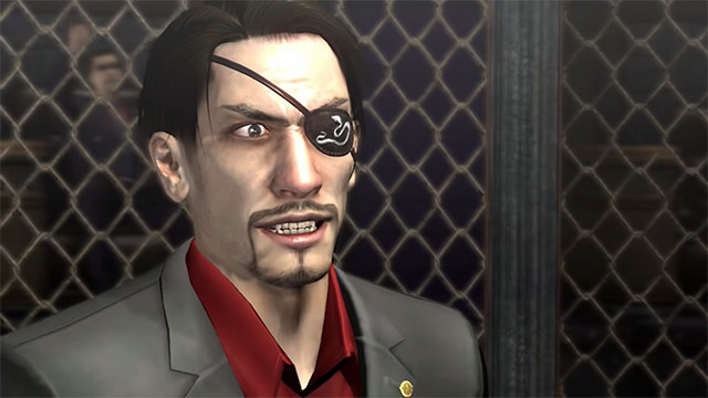 make way for the best boy in Yakuza!